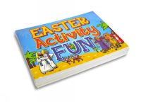 Jacket image for Easter Activity Fun Pack of 5