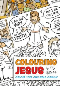 Jacket image for Colouring Jesus
