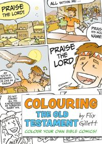 Jacket image for Colouring The Old Testament