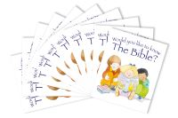 Jacket image for Would you like to know The Bible pack of 10