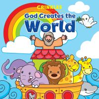 Jacket image for Crinkles: God creates the world