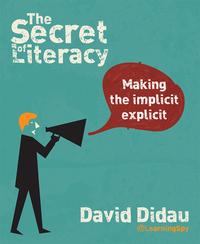 Jacket Image For: The secret of literacy