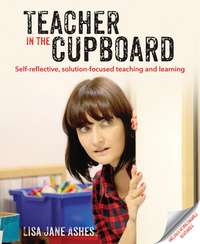 Jacket Image For: Teacher in the cupboard