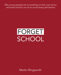 Jacket Image For: Forget school