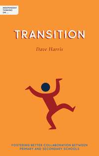 Jacket Image For: Independent thinking on...transition