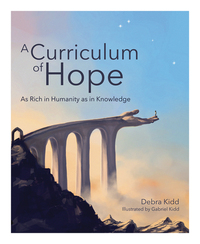 Jacket Image For: A curriculum of hope