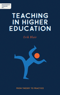 Jacket Image For: Independent thinking on teaching in higher education