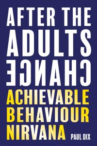 Jacket Image For: After the adults change
