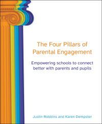 Jacket Image For: The four pillars of parental engagement