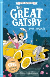 Jacket Image For: The great Gatsby