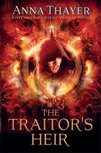 Jacket image for The Traitor's Heir