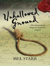 Jacket image for Unhallowed Ground