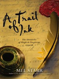 Jacket image for A Trail of Ink