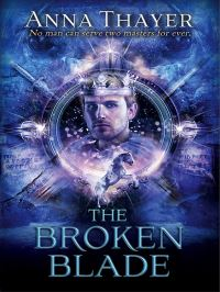 Jacket image for The Broken Blade