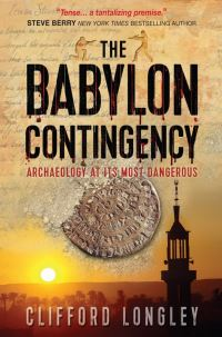 Jacket image for The Babylon Contingency