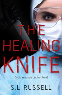Jacket image for The Healing Knife