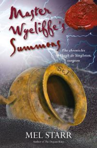 Jacket image for Master Wycliffe's Summons