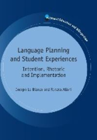 Jacket Image For: Language Planning and Student Experiences