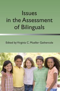 Jacket Image For: Issues in the Assessment of Bilinguals