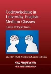 Jacket Image For: Codeswitching in University English-Medium Classes