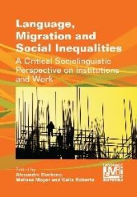 Jacket Image For: Language, Migration and Social Inequalities