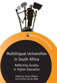 Jacket Image For: Multilingual Universities in South Africa