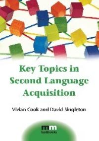 Jacket Image For: Key Topics in Second Language Acquisition