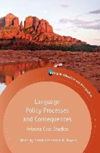 Jacket Image For: Language Policy Processes and Consequences