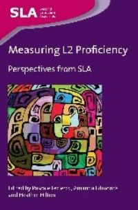 Jacket Image For: Measuring L2 Proficiency