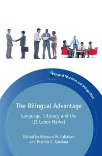 Jacket Image For: The Bilingual Advantage