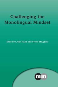 Jacket Image For: Challenging the Monolingual Mindset