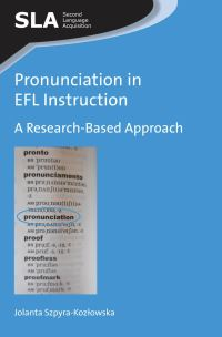Jacket Image For: Pronunciation in EFL Instruction