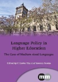 Jacket Image For: Language Policy in Higher Education