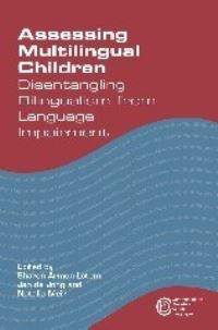 Jacket Image For: Assessing Multilingual Children