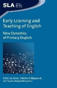 Jacket Image For: Early Learning and Teaching of English