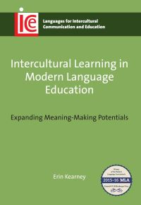 Jacket Image For: Intercultural Learning in Modern Language Education