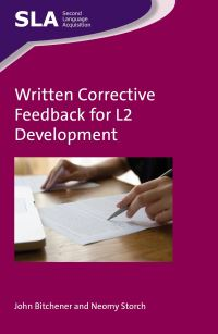 Jacket Image For: Written Corrective Feedback for L2 Development