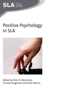 Jacket Image For: Positive Psychology in SLA