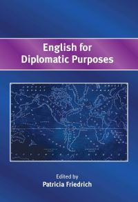Jacket Image For: English for Diplomatic Purposes