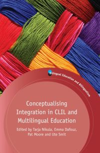 Jacket Image For: Conceptualising Integration in CLIL and Multilingual Education