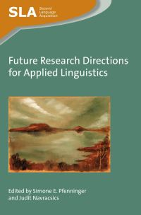Jacket Image For: Future Research Directions for Applied Linguistics