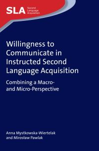 Jacket Image For: Willingness to Communicate in Instructed Second Language Acquisition