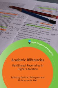 Jacket Image For: Academic Biliteracies
