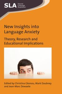 Jacket Image For: New Insights into Language Anxiety