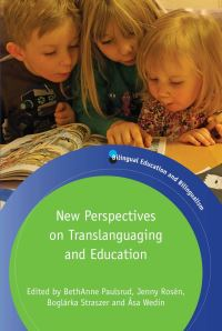 Jacket Image For: New Perspectives on Translanguaging and Education