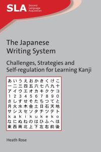 Jacket Image For: The Japanese Writing System
