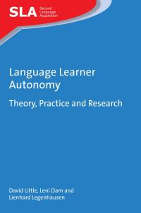 Jacket Image For: Language Learner Autonomy