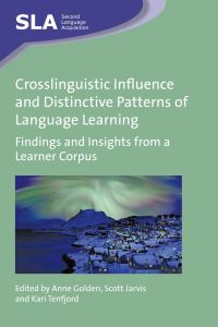 Jacket Image For: Crosslinguistic Influence and Distinctive Patterns of Language Learning
