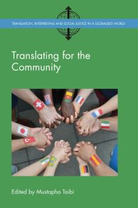 Jacket Image For: Translating for the Community