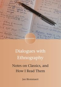 Jacket Image For: Dialogues with Ethnography
